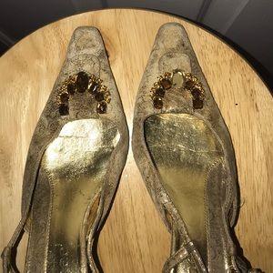 J Renee Heels Size 9.5 - 10